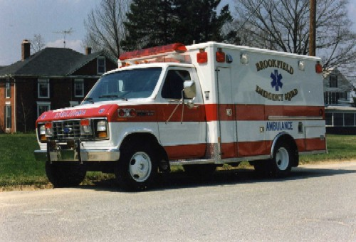 1996 Brookfield Ambulance