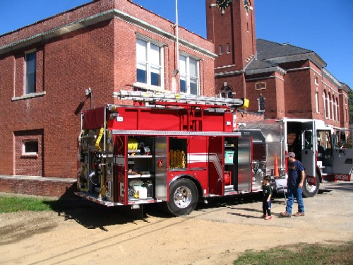 Fire Education at the Brookfield Fire Department